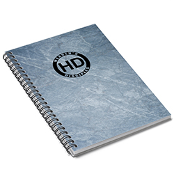 Ruled Line Spiral Notebooks